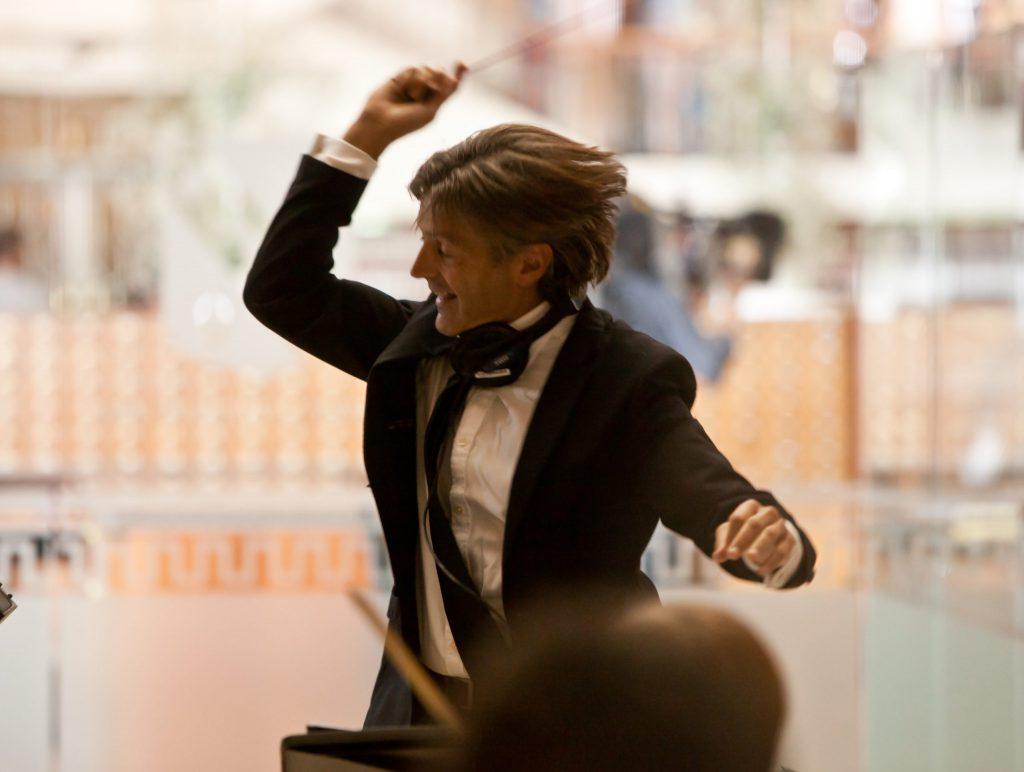 George Ellis - Australian Conductor