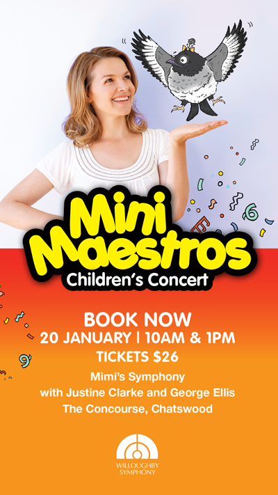 Mimi's Symphony Poster