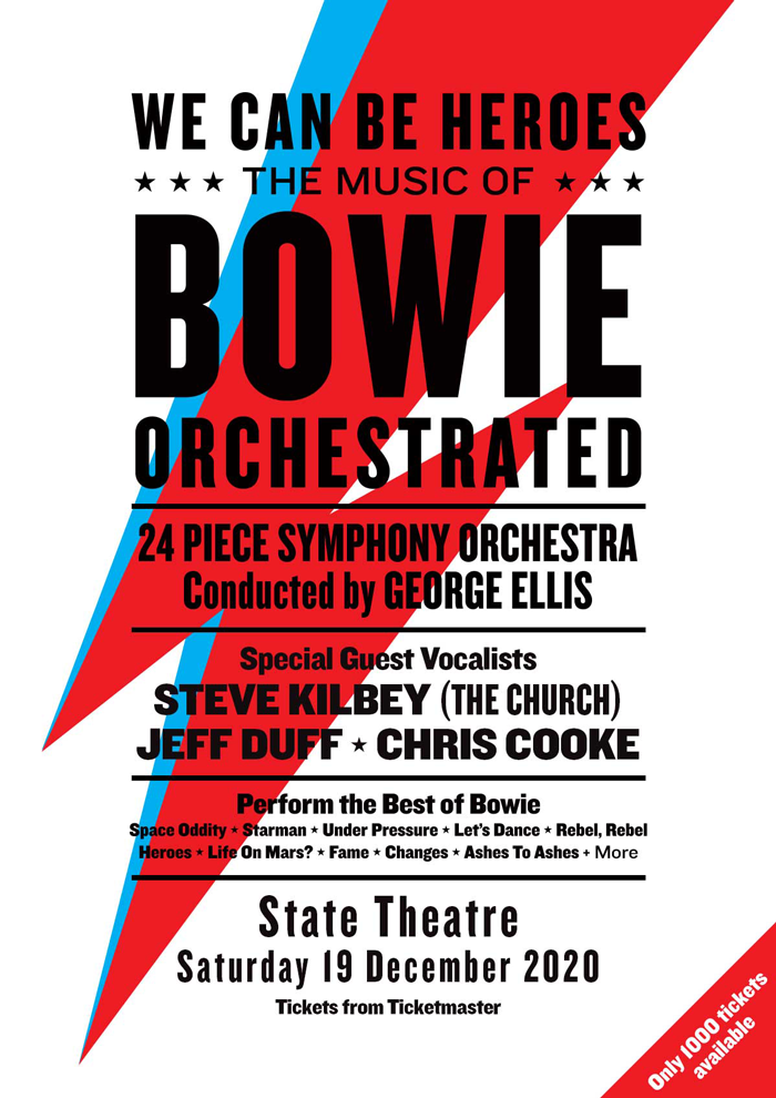 We can be heroes - David Bowie Orchestrated