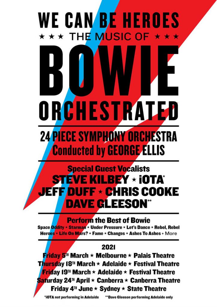 Bowie Orchestrated