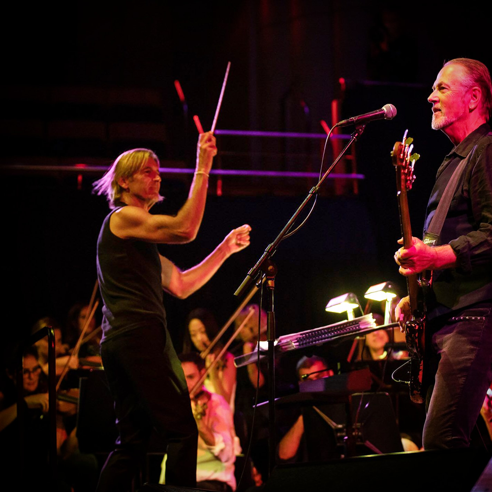 Conducting for the Sydney Festival