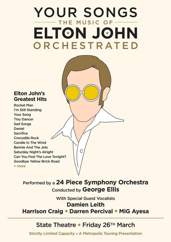 Elton John Orchestrated
