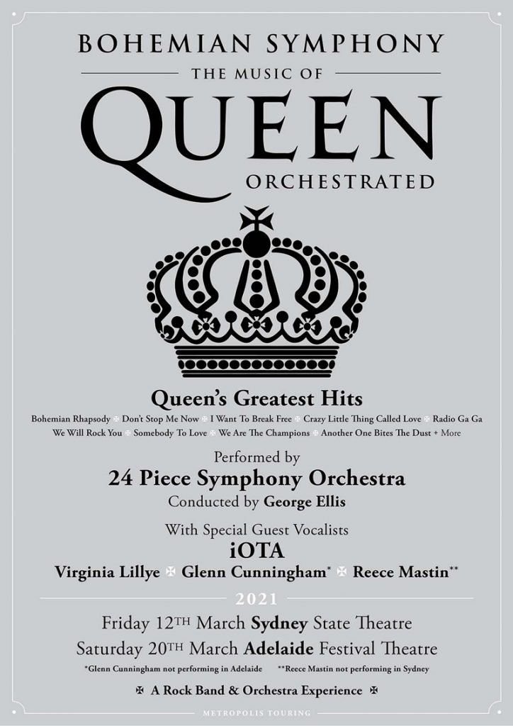 Queen Orchestrated